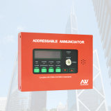 Aw-D116 Asenware Addressable Fire Alarm Annunciator Panel
