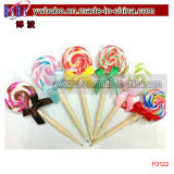 Stationery Set School Supplies Lollipop Pen Party Supply (P2122)