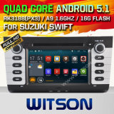 Witson Android 5.1 Car DVD for Suzuki Swift 2004-2010 ((W2-F9658X)