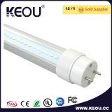 Ce/RoHS PF 0.9 T8 LED Tubo Light 1200mm 9W/13W18W/24W