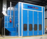 Maitenance Truck Bus Spray Booth Downdraft Paint Booth with Ce