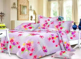 Printed Polyester Quilt Cover Faric for Bedding Set