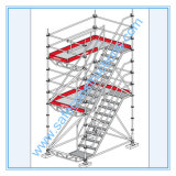 Safe SGS Approved Portable Scaffolding for Construction