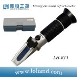 Optical Instrument China Made Emulsified Mixture Refractometer (LH-R15)