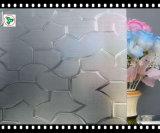 3-8mm Clear Decorative Karatachi Patterned Glass