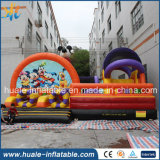 Hot Sale Prices Mickey House Bouncy Castle Inflatable for Sale