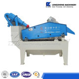 Sand Recycling System with High Pressure Pump