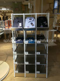Stainless Steel Clothes Garment Nesting Display Stand