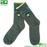 Exercise Athletic Impact Cotton Men Crew Socks