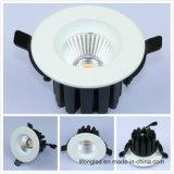 Commercial LED Down Light 220V COB LED Downlight 12W