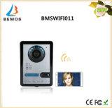 Color WiFi Video Door Phone Wireless for Apartments Intercom System Doorbell