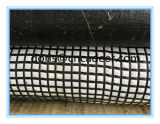 Bitumen Coated Fiberglass Geogrids Composite with Geotextile