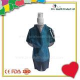 Nurse Uniform Style Plastic Kettle Suction Nozzle Drink Pouch Bag