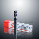 Factory Direct Sales Tungsten Carbide Square End Mill Cutter for CNC Lethe Machine