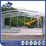 Easy Installed Customized Steelwork Large Span Steel Structure Building Material