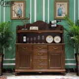 American Style Wooden Drawer Chest for Home Furniture (AS807)