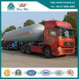 Heavy Duty BPW Axle 56000L LPG Tanker Semi Trailer