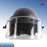 Nijiiia. 44 Level Military Bulletproof Helmet with Visor (TYZ-BH-C06)