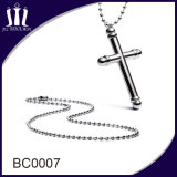Fashion Trends Stainless Steel Ball Chain Necklace