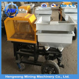 Diesel Motor Automatic Sand Mortar Spraying Pump Machine for Construction
