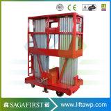6m Full Manual Aerial Light Weight Lift Platforms