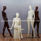 Yazi Full Body Transparent Female Mannequin for Window Display