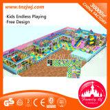 New Design Commercial Kids Indoor Playground Equipment