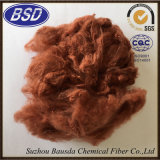 15dx76mm Colored Polyester Staple Fiber PSF in Wholesale Price