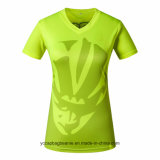Wholesale Ladies or Women Jersey V-Neck T-Shirts