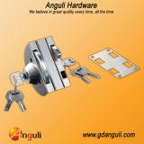 an-668b Double Lock Head Semi-Circle Inside/Outside Open Single Lock