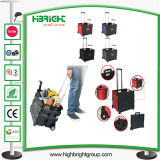 Pack and Roll Two Wheel Foldable Shopping Cart