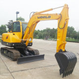 China Small Excavator with Yanmar Engine (W265)