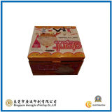 Paper Square Snacks Packaging Box (GJ-Box072)