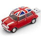 Mini Car USB Flash Drive