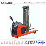Electric Reach Stacker Tfa Models with Imported Battery Optional