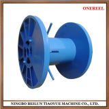 Dismounting Metal Spool Bobbin for Cables and Ropes