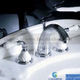Chrome 3 Way Bathtub Faucet Mixer Tap