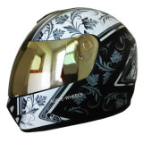 CE DOT Approved Fashion Design Motorcycle Helmet (MH-007)