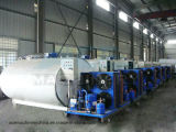 Hot Horizontal Milk Cooling Tank for Food Factory (ACE-ZNLG-1003)