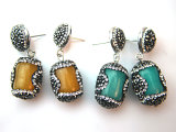 Wholesale Lady Fashion Earrings Earring Decoration Party Gift Jewelry