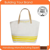 Hot Sale Promotional Canvas Shopping Fashion Tote Bag (BDM015)