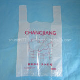 Vest Shopping Bag with Printing