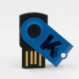 Mini Swivel USB Key Mini Rotate USB Memory