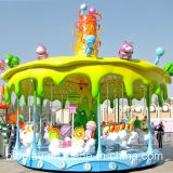 Factory Price New Amusement Park Playground Carousel Rides