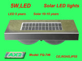 Large Power Stainless Steel Solar Light with Motion Sensor