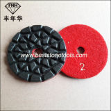 Resin Grinding Concrete Stone Floor Hand Diamond Polishing Abrasive Tool