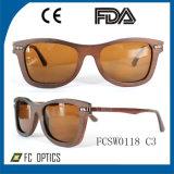 Hot Selling OEM Bamboo Wooden Sunglasses Glass