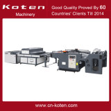 Auomatic Cylinder Screen Printing Machine