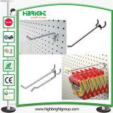 Supermarket Display Perforated Metal Hook