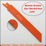 Ostartools S922bf Raker Bi-Metal Reciprocating Saw Blade for Metal Cutting
